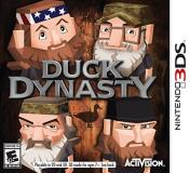 Nintendo 3ds Duck Dynasty