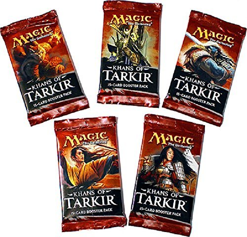 Magic The Gathering Cards Khans Of Tarkir Booster Pack