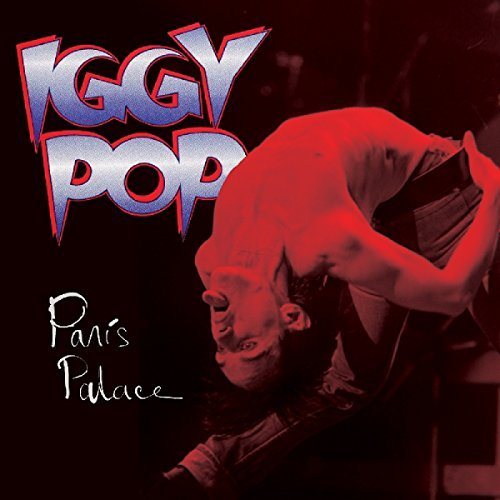Iggy Pop Paris Palace