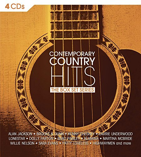 Various Artist Country Hits Since The 80s Bo