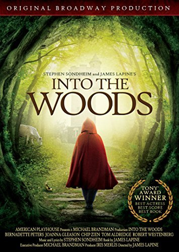 Into The Woods Original Broadway Production Stephen Sondheim