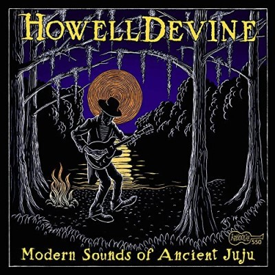 Howelldevine Modern Sounds Of Ancient Juju