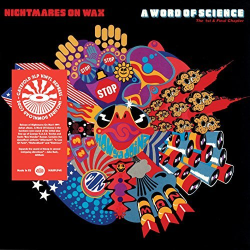 Nightmares On Wax Word Of Science Word Of Science