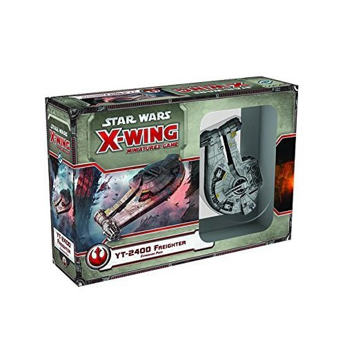 Star Wars X Wing Miniatures Game Yt 2400 Freighter Expansion Pack