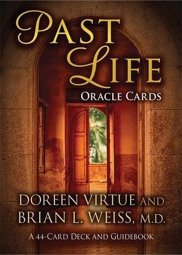 Doreen Virtue Past Life Oracle Cards A 44 Card Deck And Guidebook
