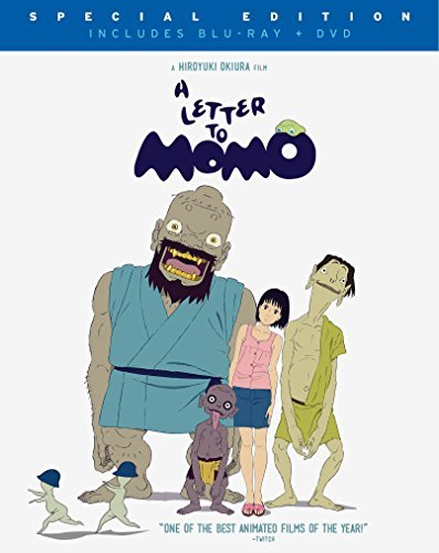 Letter To Momo Letter To Momo Blu Ray Nr