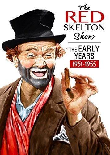 Red Skeleton Show The Early Years 1951 1955 DVD