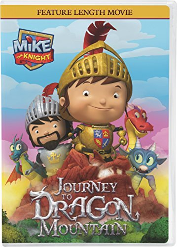 Mike The Knight Journey To Dragon Mountain DVD