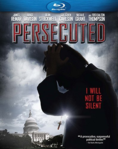 Persecuted Persecuted Blu Ray Pg13