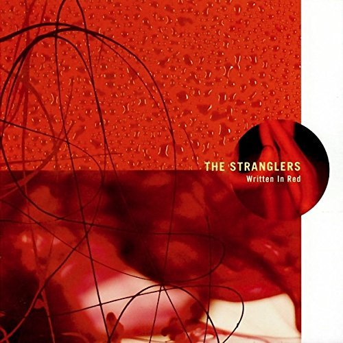 Stranglers Written In Red Written In Red