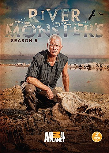 River Monsters Season 5 DVD