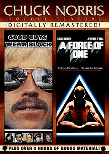 Good Guys Wear Black A Force Of One Chuck Norris Double Feature DVD Nr