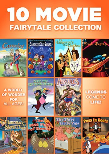 10 Movie Fairytale Collection 10 Movie Fairytale Collection