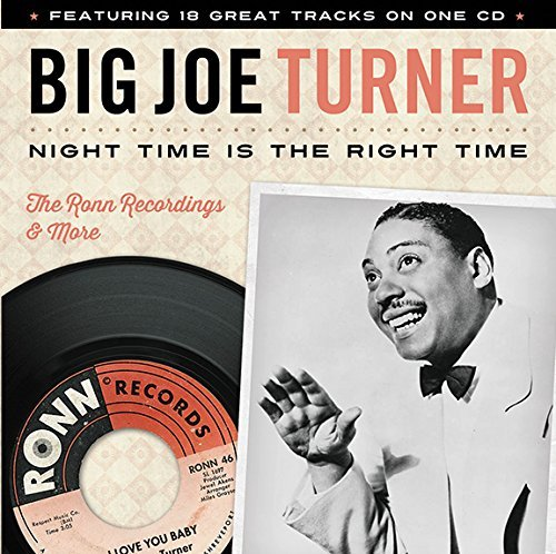 Big Joe Turner Been Up On The Mountain The Ronn Records
