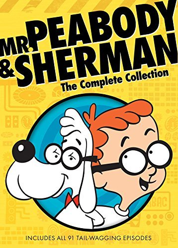 Mr. Peabody & Sherman Complete Collection DVD