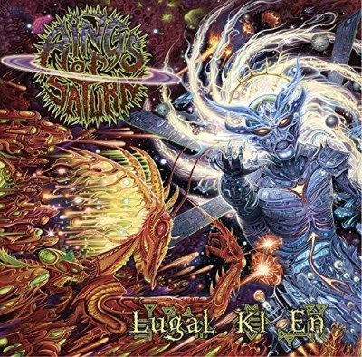 Rings Of Saturn Lugal Ki En