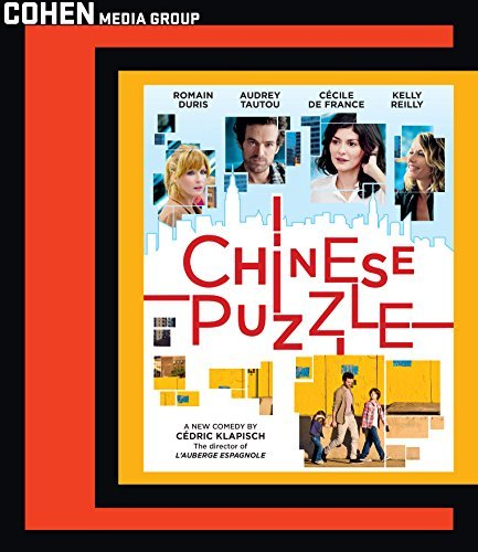 Chinese Puzzle Duris Tautou Blu Ray R