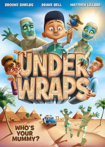 Under Wraps Under Wraps DVD Pg