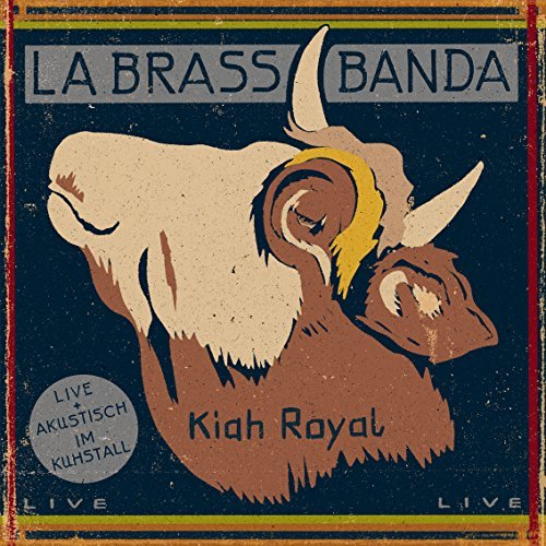 Labrassbanda Kiah Royal Import Eu