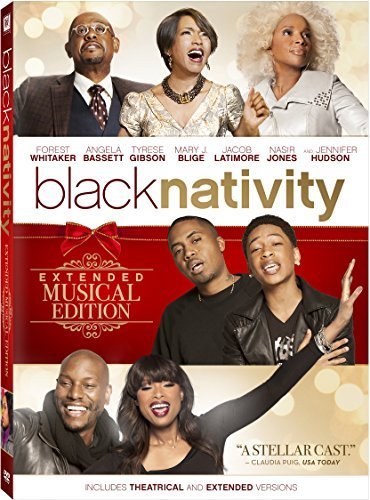 Black Nativity Extended Musica' DVD Pg