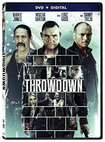 Throwdown Jones Trejo DVD R