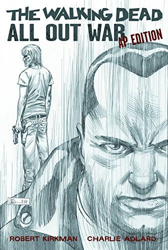 Robert Kirkman The Walking Dead All Out War Artist's Proof Edition