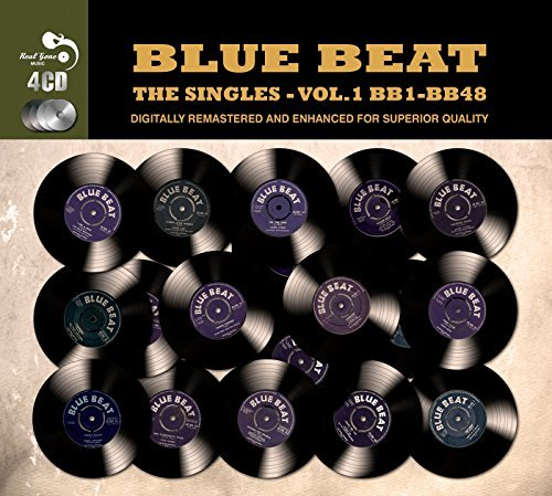 Blue Beat The Singles Blue Beat The Singles Import Gbr 4cd