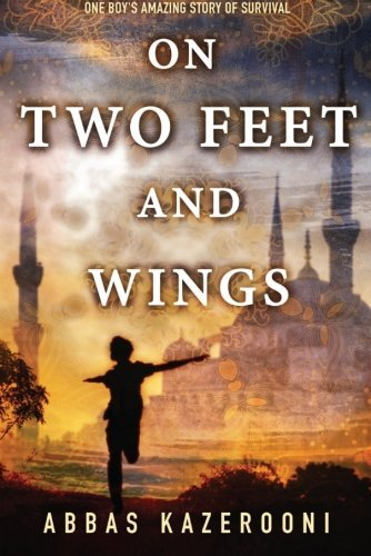 Abbas Kazerooni On Two Feet And Wings