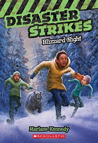 Marlane Kennedy Blizzard Night