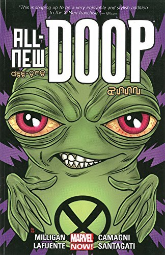 Peter Milligan All New Doop