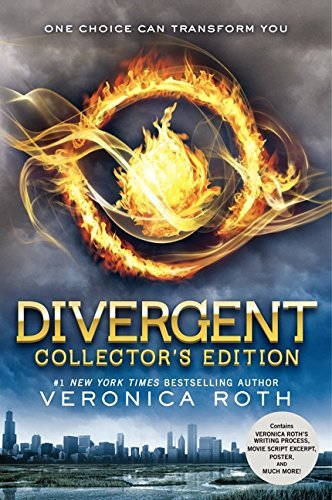 Veronica Roth Divergent Collector's