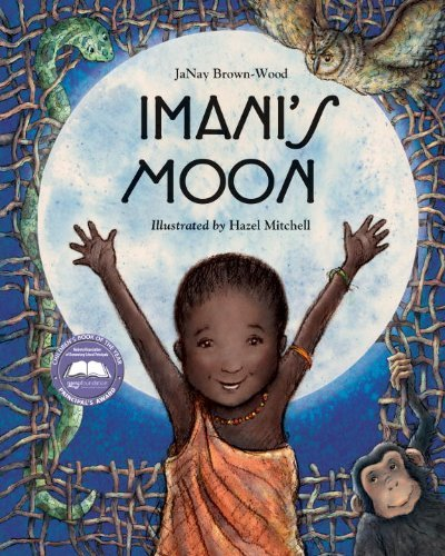 Janay Brown Wood Imani's Moon