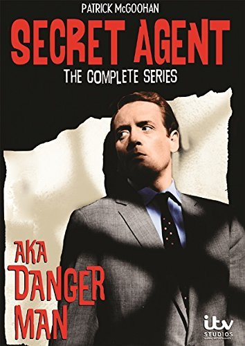 Secret Agent (aka Danger Man) Complete Series DVD