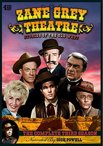 Zane Grey Theatre Season 3 DVD