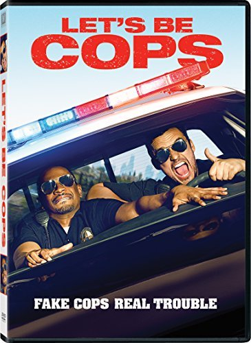 Let's Be Cops Johnson Riggle DVD R