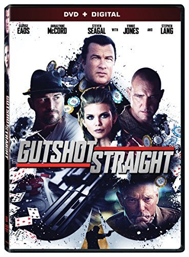 Gutshot Straight Seagal Eads DVD R