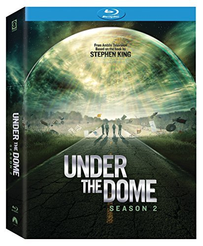 Under The Dome Season 2 Blu Ray