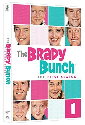 Brady Bunch Season 1 DVD