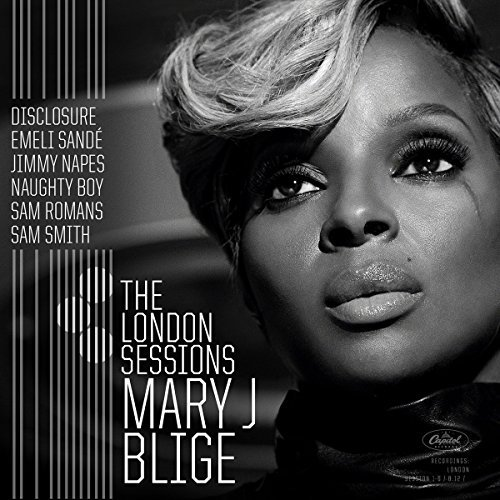 Mary J. Blige London Sessions