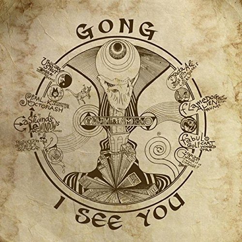 Gong I See You