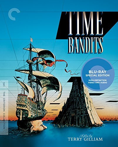 Time Bandits Time Bandits Blu Ray Pg Criterion Collection