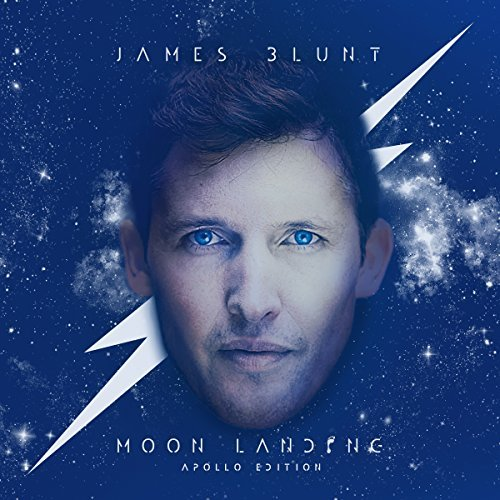 James Blunt Moon Landing Apollo Edition Import Eu Incl. DVD