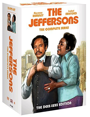 Jeffersons The Complete Series DVD