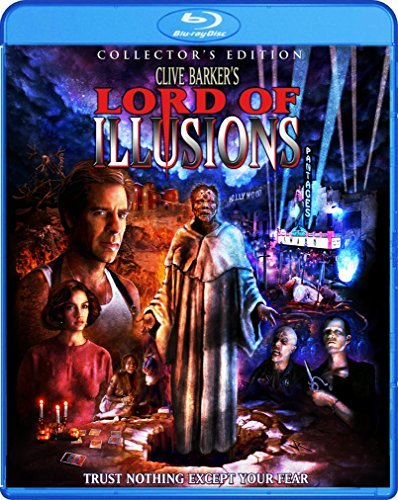 Lord Of Illusions Bakula Janssen O'connor Blu Ray R