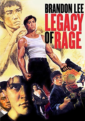 Legacy Of Rage Legacy Of Rage DVD R