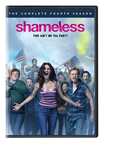 Shameless Season 4 DVD