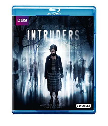 Intruders Season 1 Blu Ray