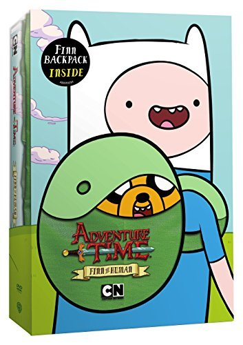 Adventure Time Finn The Human DVD