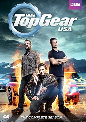 Top Gear Usa Season 4 DVD