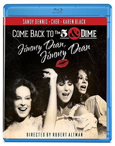 Come Back To The 5 & Dime Jimmy Dean Jimmy Dean Cher Dennis Black Blu Ray Pg